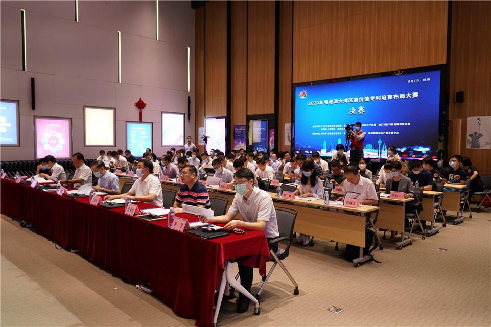 五十强项目团队逐鹿,第二届湾高赛决赛在珠海举办