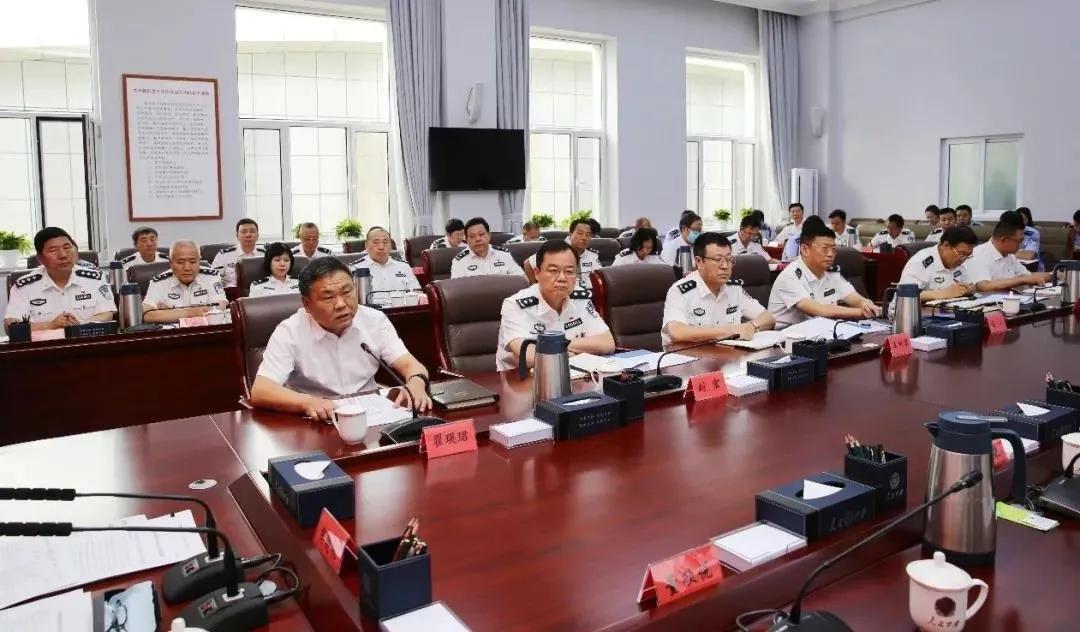 从公安部到内蒙古公安厅 毛宝锋任副厅长