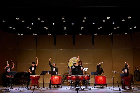 云聚2020 PAS·中国 第四届中国国际打击乐艺术节闭幕