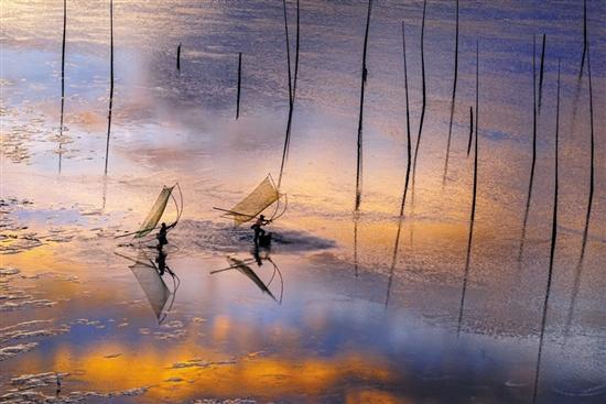【惠州文脉·西湖】扒泥鳅
