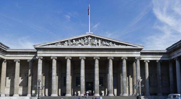 大英博物馆于8月27日重新