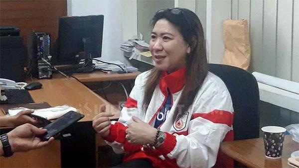 王莲香:印尼羽毛球队目标是重夺汤姆斯杯