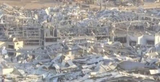 """黎巴嫩首都发生大爆炸,CNN果然开始带节奏,""""点""""出了俄罗斯"""