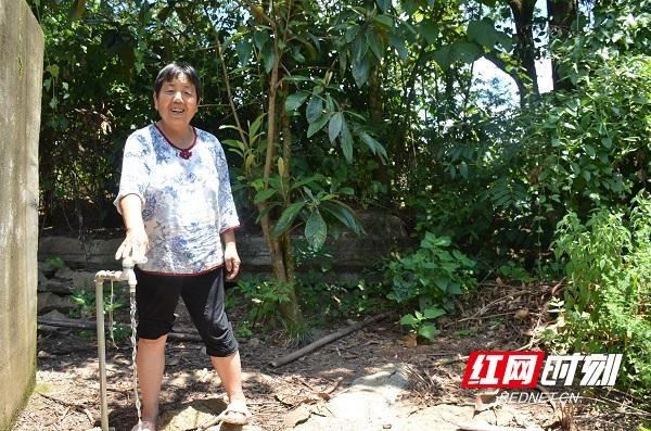 国网湖南供电服务中心驻村工作队:为民解难引水来