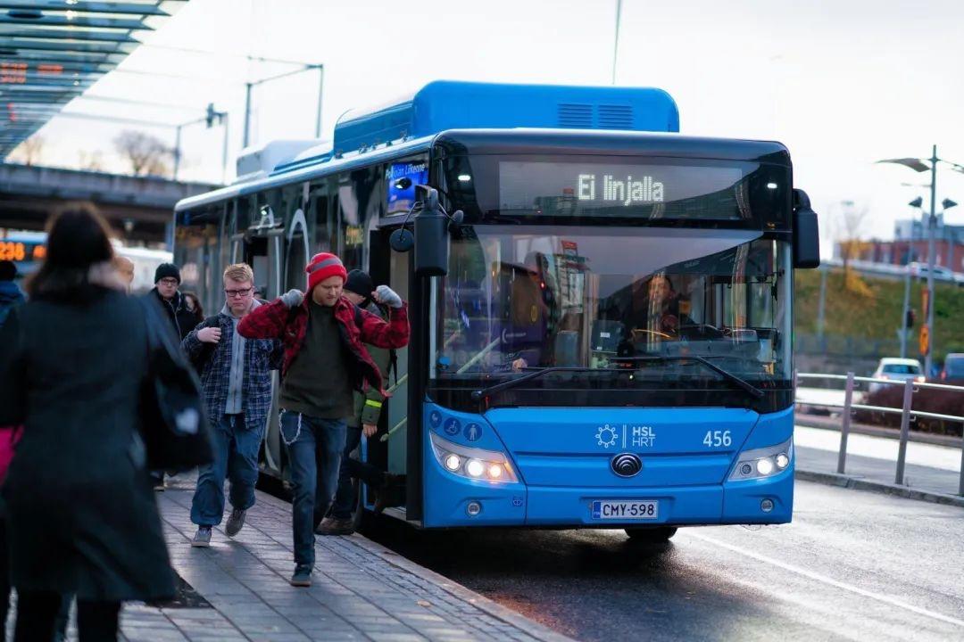 102辆远赴挪威,宇通客车抢占欧洲纯电动客车市场