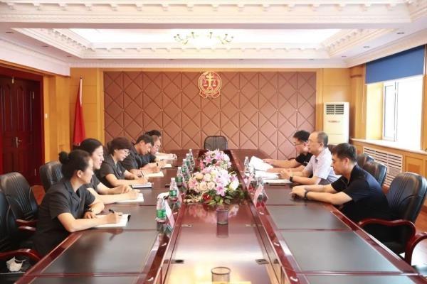 黑龙江伊春市法院与市检察院联合召开诉讼费退费工作座谈会