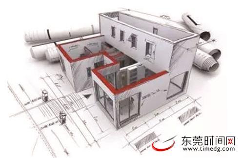 东莞:计容建筑面积超过5万m²应实施装配式建筑