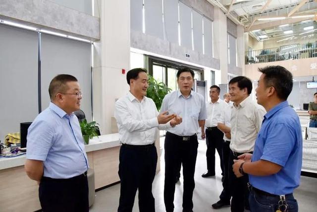 省人大常委会副主任赵光君来常山调研指导工作