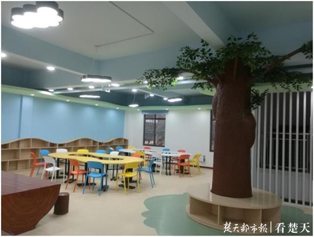 """青山区首个农村""""四点半""""学校上线,这个地区孩子暑期有着落"""