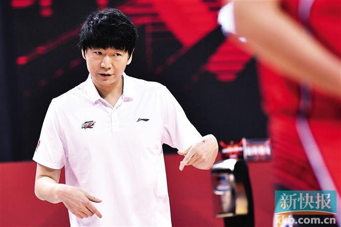 深圳领航者宣布换帅 少帅邱彪正式上任