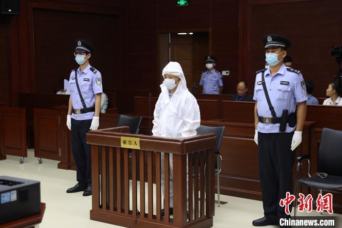 海南农垦原董事长杨思涛受贿、滥用职权案一审开庭