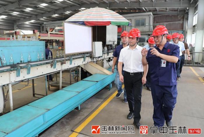 白松涛:抓好六稳六保 推动高质量发展