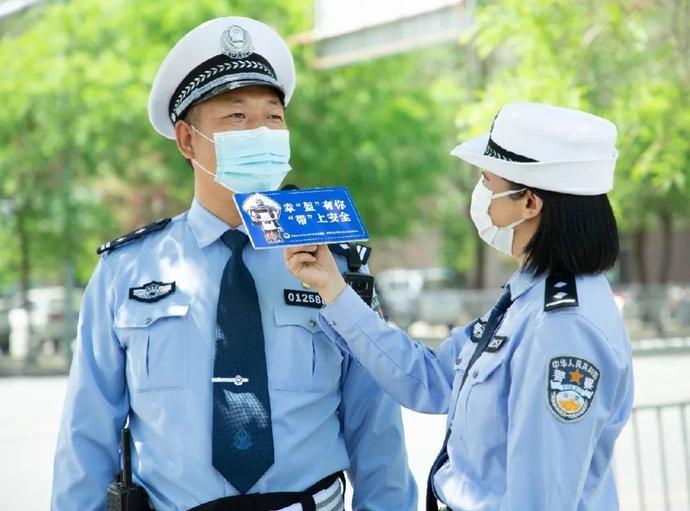 第二季度全国交警新媒体传播力排行 内蒙古交警快手账号荣登榜首