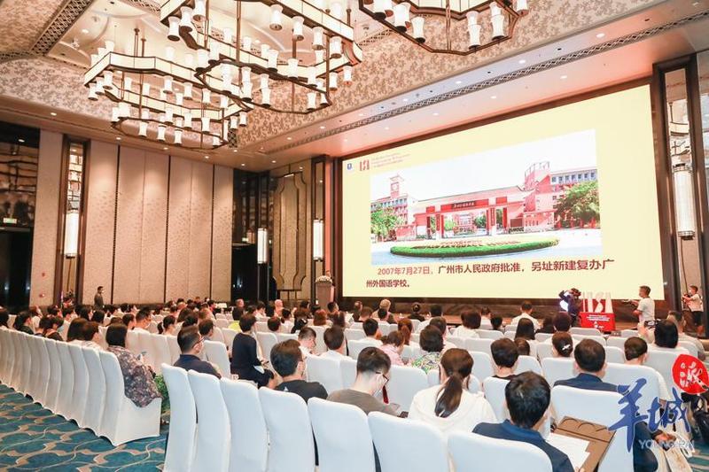 广外外校开设广州首个公立学校国际文凭大学预科课程
