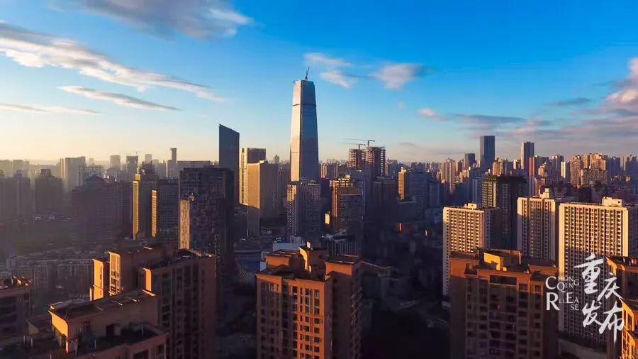市庆城重邹观 景乐 摄。