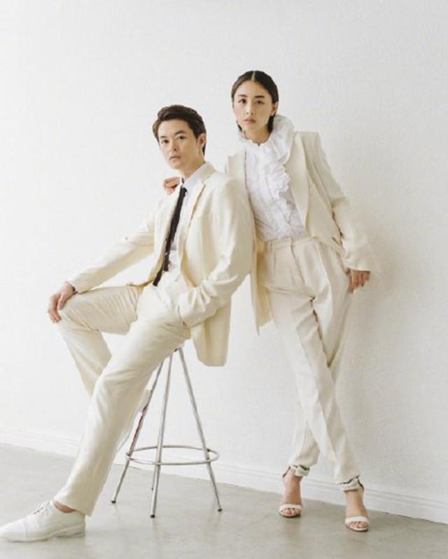 山本美月濑户康史官宣结婚喜讯,晒婚纱照表白:想建立一个家