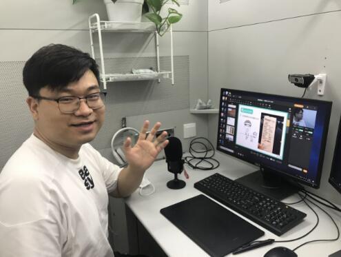 一起学网校主讲老师廖京红:在线教育正改变着年轻一代的命运