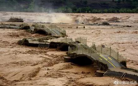 黄河发生2020年第3号洪水!郑州市防汛抗旱指挥部办公室发布15项措施应对强降雨