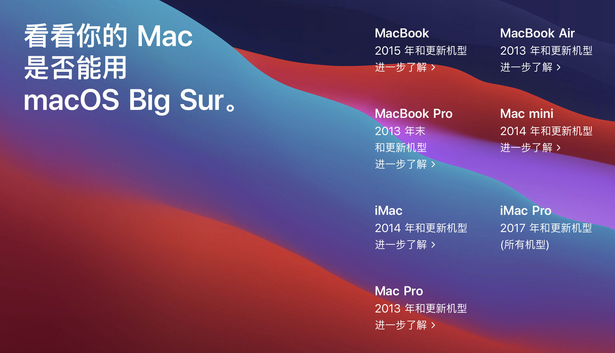 macOS Big Sur Public Beta 升降级指南