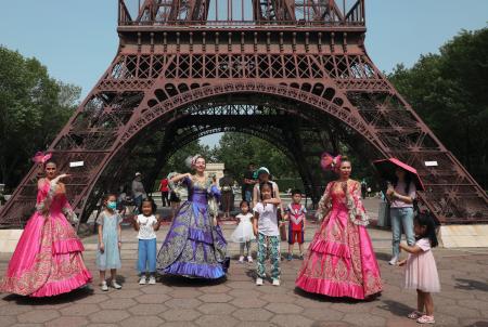 2020丰台文化和旅游消夏季活动拉开帷幕