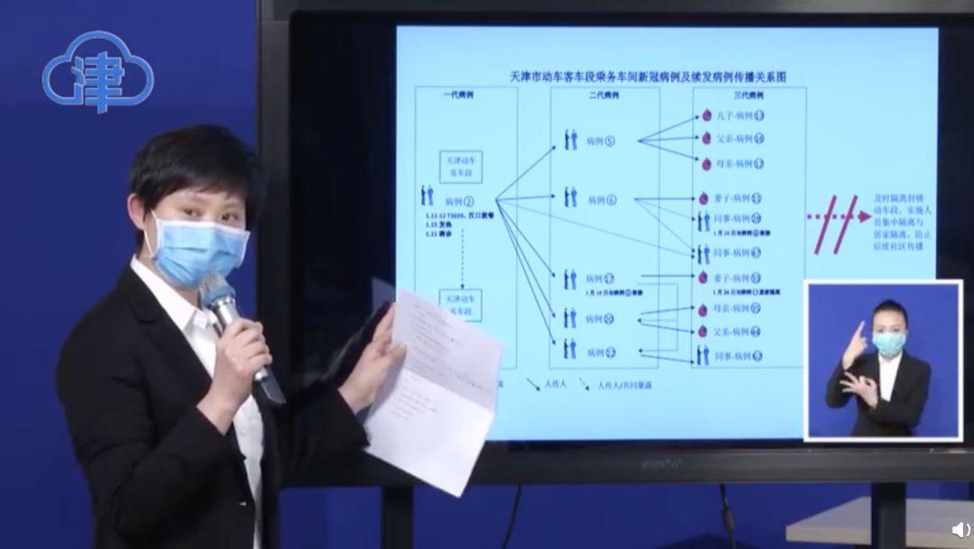 天津疾控中心副主任张颖