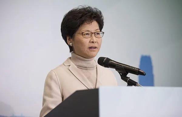 林郑月娥(资料图)