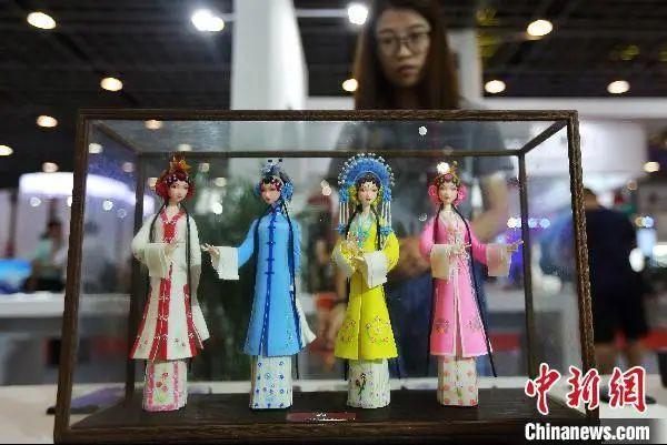 2017江苏(南京)版权贸易博览会资料图。 泱波 摄