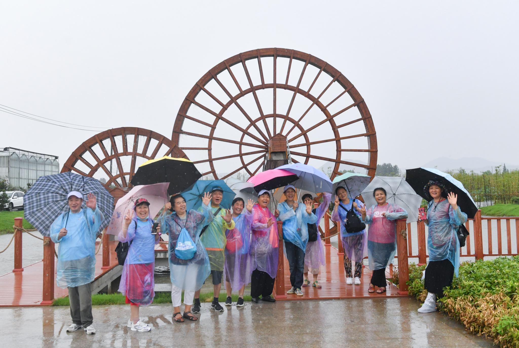 南京美丽乡村线上定向赛龙潭站惊艳开场