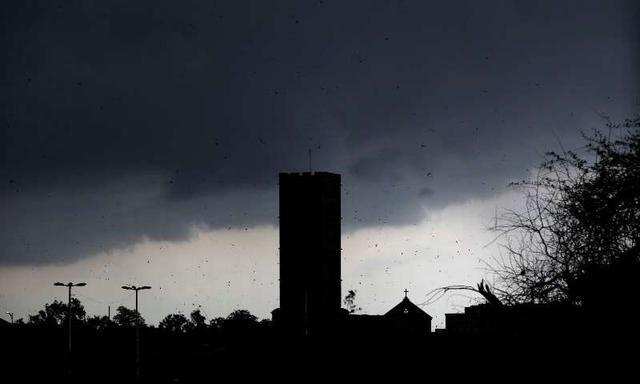 巴基斯坦卡拉奇第四轮季风降雨导致7人死亡