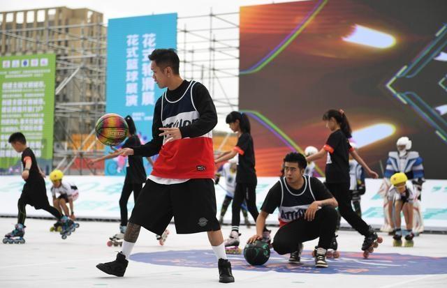 全民健身——昆明市第四届春城体育节启动仪式举行