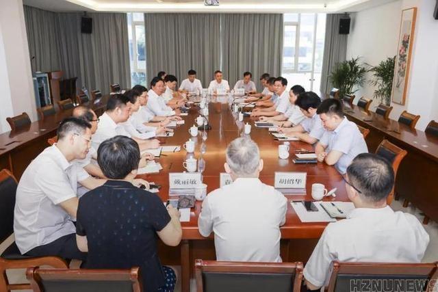 方亮、应飚任杭州师范大学党委委员、副书记