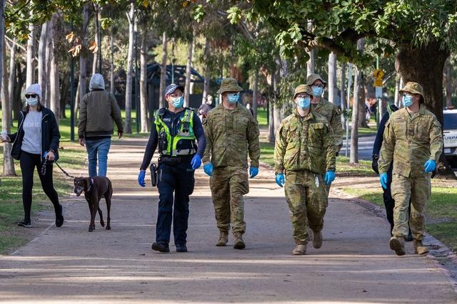 澳大利亚维多利亚州单日新增466例确诊病例 联邦国库部长公开指责州长