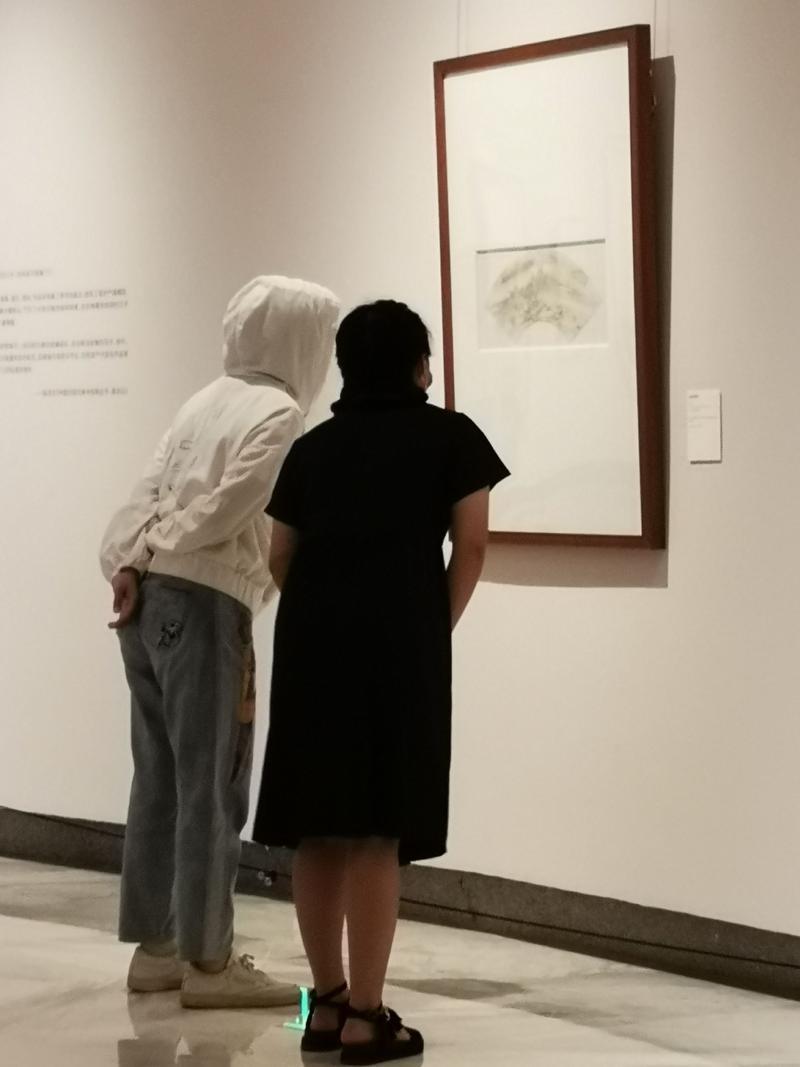 岭南画派创始人高剑父作品在深圳展出
