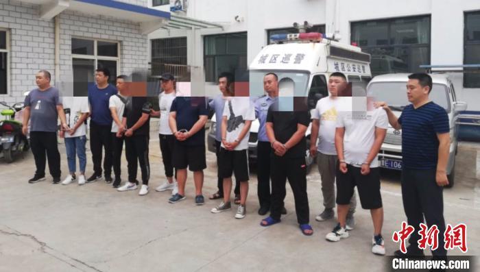 山西警方打掉一跨境贩卖银行公私账户犯罪团伙 7人落网