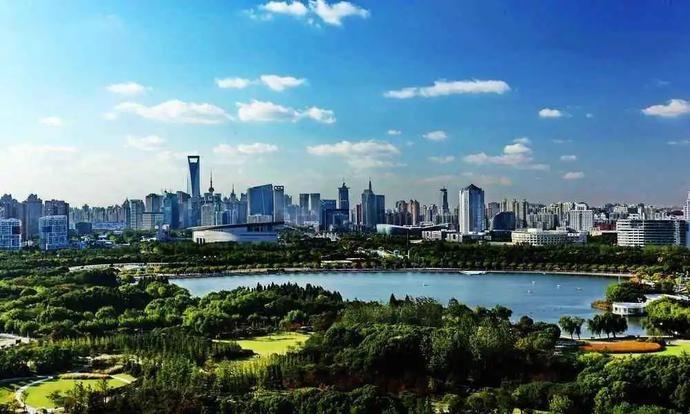在湛江,鸟瞰整片公园是怎样一种感觉?
