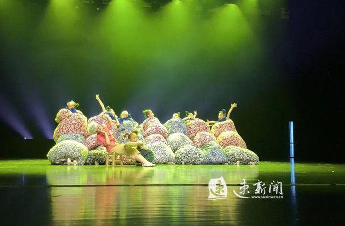"""宿迁10件作品入围省""""五星工程奖""""舞台艺术作品终评名单"""