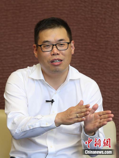 新经济新面孔:哈啰出行执行总裁李开逐:挺进共享单车3.0时代