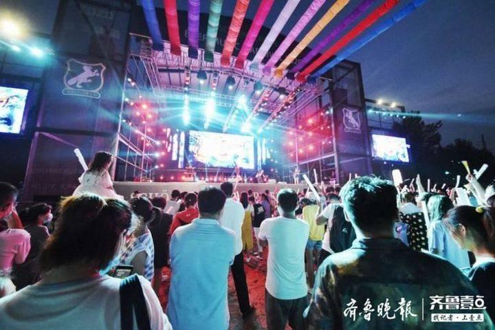 """持续16天!平原县第二届盛堡啤酒音乐节开幕,""""躁""""起来吧……"""
