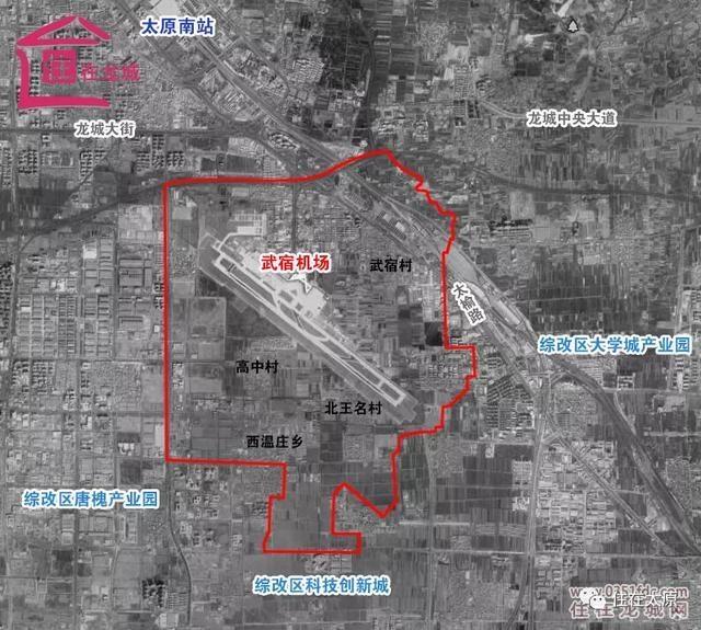 国际级别大机场来了!武宿机场改扩建及拆迁安置用地规划出台