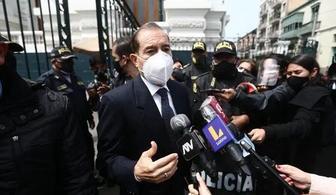 秘鲁新任内阁总理:将于11日要求国会进行信任投票