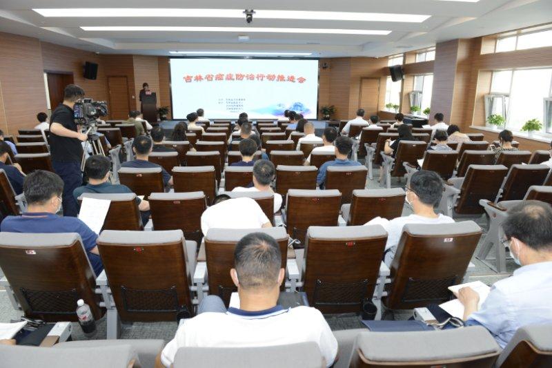 吉林省癌症防治行动工作推进会在长春举行