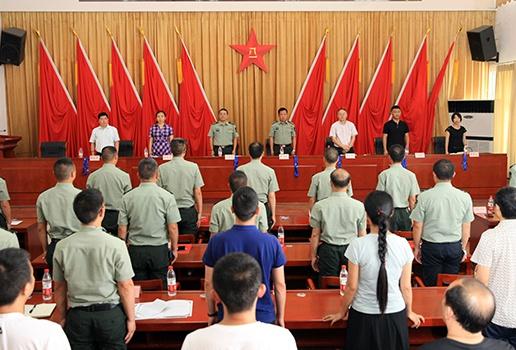 重庆市巴南区狠抓廉洁征兵确保兵员质量