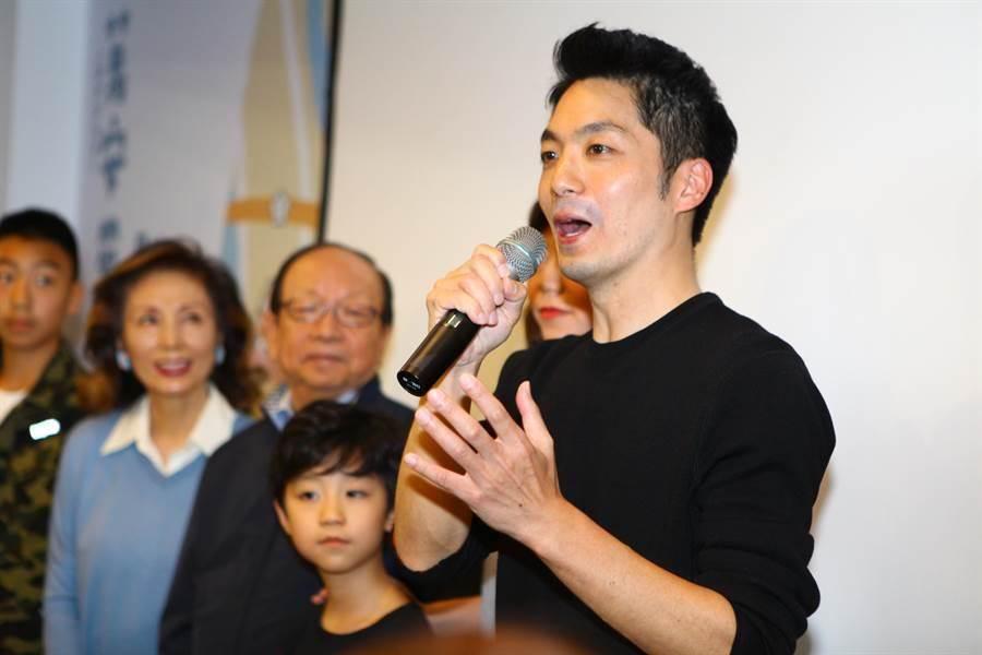 是否参选国民党主席、台北市长  蒋万安给出答案