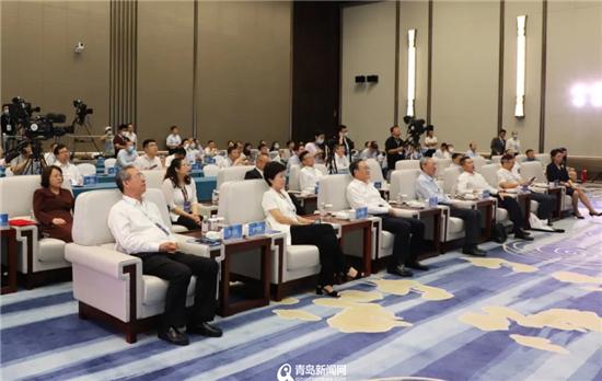 """""""留学报国·智汇齐鲁"""" 海归创新创业峰会在青岛召开"""