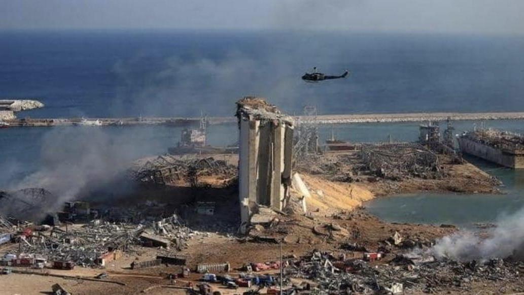 大爆炸之后 贝鲁特港口码头下周将逐渐恢复使用