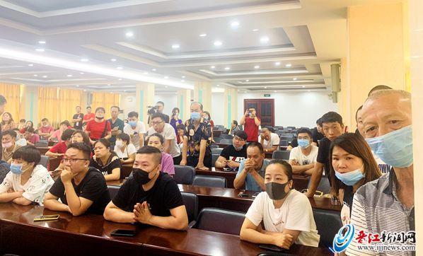 """晋江五小总校区新生扩招电脑派位180名学生""""中签"""""""
