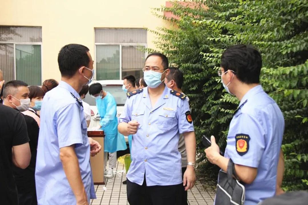 邹平市对冷链食品直接接触人员全面开展核酸检测