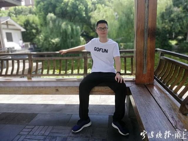 宁波这个男生高一常考倒数第一 如今高考705分受清华青睐