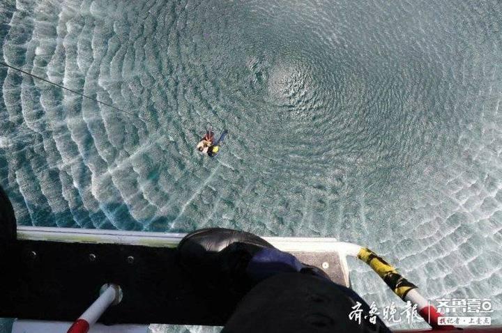 货船上一船员疑似中风!北海救飞行队紧急出动成功救助