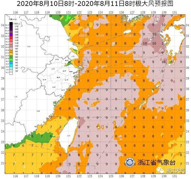 ▲48小时风力预告图